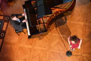 Duo Piano Voix Blue Boca Cocktail Cérémonie